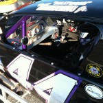 Tony Membrino Jr. SK Light Modified at Stafford Speedway