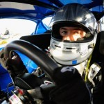 Kyle Larson prepares for Modified practice Monday at Daytona International Speedway (Photo: Getty Images for NASCAR)