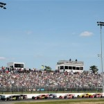 The Whelen Modified Tour on track for the Spring Sizzler 200 at Stafford on April 28 (Photo: Alex Trautwig/Getty Images for NASCAR)