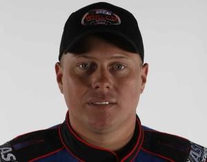 Jimmy Blewett (Photo: Jeff Zelevansky/Getty Images for NASCAR